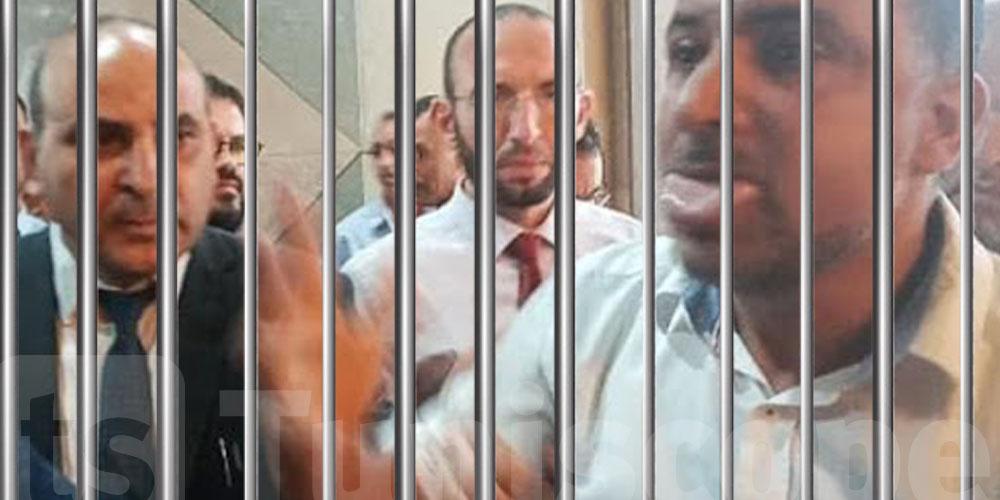 رسمي : بطاقة إيداع بالسجن في حق مخلوف