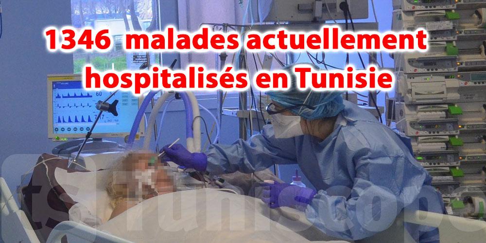 49 nouveaux patients hospitalisés