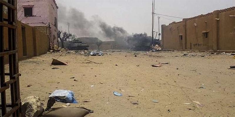 مقتل 12 مدنيا على الأقل في هجوم مسلح شمال شرق مالي