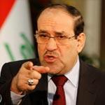 المالكي: السعودية وقطر تقدمان دعما غير محدود للإرهابيين في العراق وسوريا