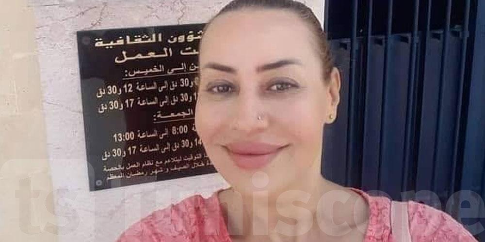 وزارة الثقافة تُكلّف منال عبد القوي بمهمّة جديدة