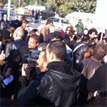 Premières photos de Bardo : La manifestation commence d'ores et déjà !