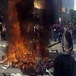 Le Bureau régional de l'UGTT à Gafsa condamne le saccage et l'incendie du local d'Ennahdha