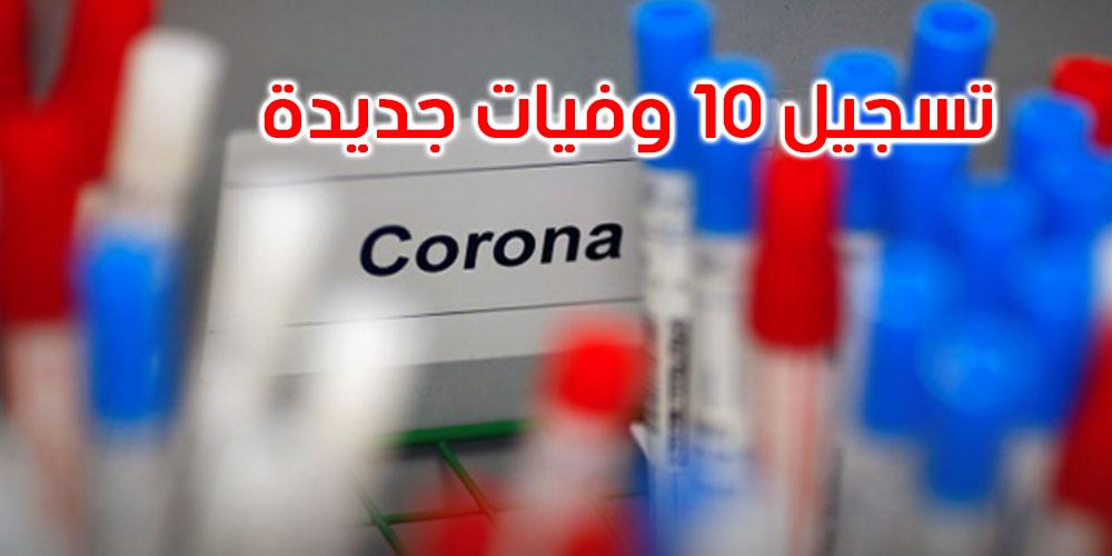 منوبة: أعلى حصيلة للوفيات بسبب فيروس كورونا