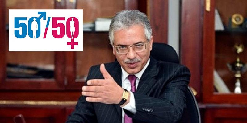 Mansour : Pourquoi ne pas créer un ministère de l'homme ?