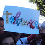 En images : Marche pour la laïcité et la tolérance maintenant à Tunis