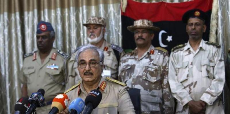 Libye : un énième «coup d'Etat» de Haftar dénoncée