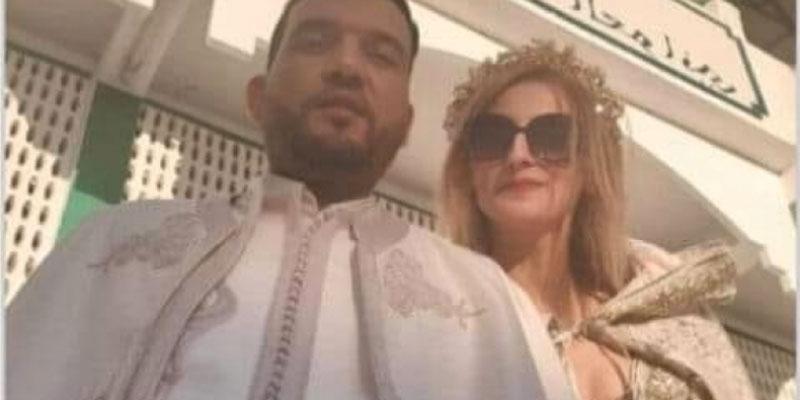 Ce couple tunisien se marie au stade et gagne 3 – 0