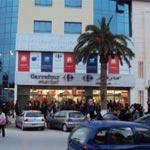 Carrefour Market Nabeul : Le transporteur de fonds arrêté
