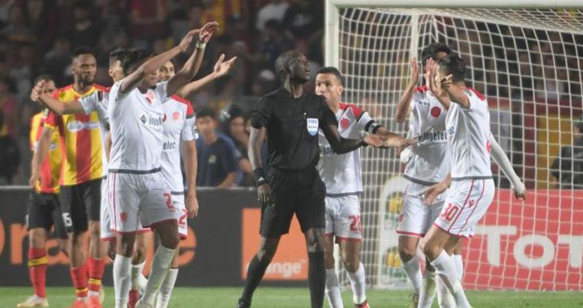 الجامعة المغربية لكرة القدم : سنلجأ لمحكمة ﺍﻟﺘﺤﻜﻴﻢ ﺍﻟﺮﻳﺎﺿﻲ بعد 'مهزلة رادس'