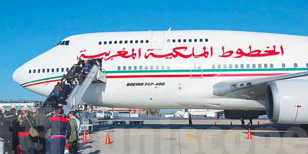 Le Maroc réouvre ses frontières aériennes y compris pour la Tunisie
