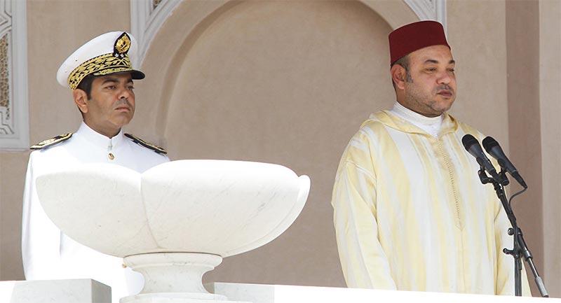 على هامش الاحتفال بعيد العرش الـ20.. ملك المغرب يتحدث عن الجزائر