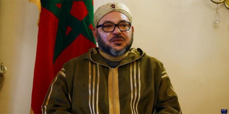 عاهل المغرب محمد السادس لن يحضر جنازة شيراك لمرضه