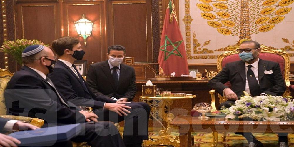 بعد توقيعه اتفاق تعاون مع إسرائيل وأمريكا: محمد السادس يؤكد دعمه للقضية الفلسطينية