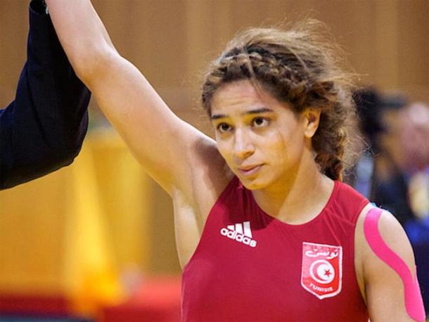 Lutte – Grand Prix d'Allemagne: Médaille d'or pour Maroua Amri