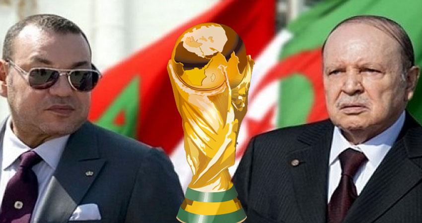 العاهل المغربي يقترح على الجزائر تنظيم مونديال 2030