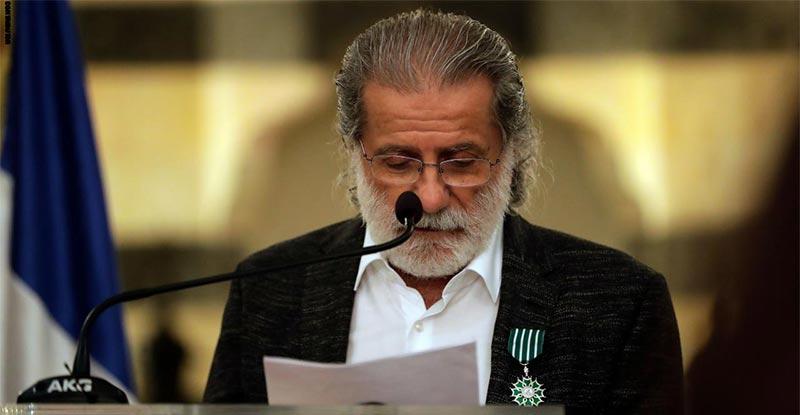 فرنسا تمنح الفنان اللبناني مارسيل خليفة وسام الفنون والآداب