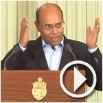 في افتتاح ندوة السفراء المرزوقي يعتبر أن ما يحصل في مصر تهديدا ل الرّبيع العربي