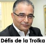 Mohsen Marzouk : la Troïka doit faire un remaniement ministériel pour éviter le pire