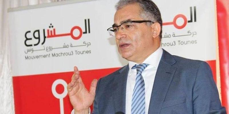 Mohsen Marzouk propose de programmer les présidentielles le même jour que les législatives