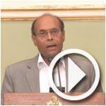 Discours de M. Marzouki à l'occasion de la fête du travail