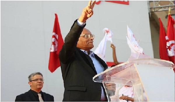 « Le conseil de sécurité nationale chargé de couper l'herbe sous les pieds de Chahed, dixit Marzouki