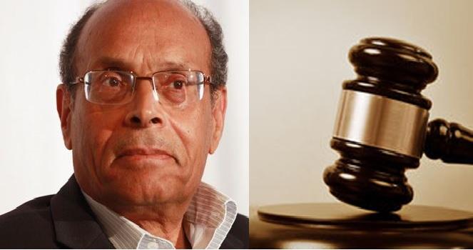 Ceux qui avaient dégagé Marzouki risquent cinq ans de prison !
