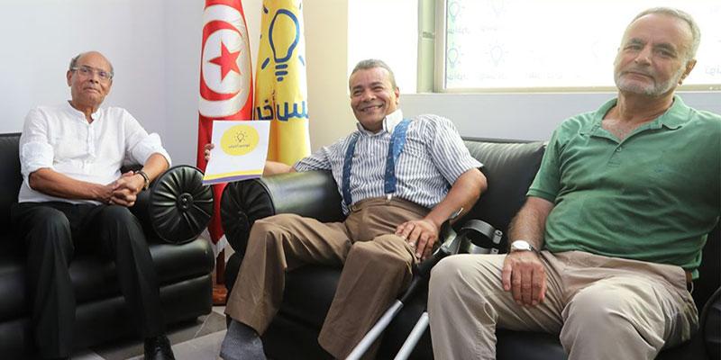Marzouki et Ayadi en mode formateurs politiques
