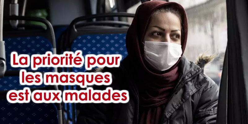 Coronavirus : Pénurie des masques de protection vendus au prix fort