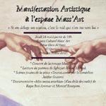 Manifestation culturelle au Mass'Art Jeudi 24 mai à 19h!