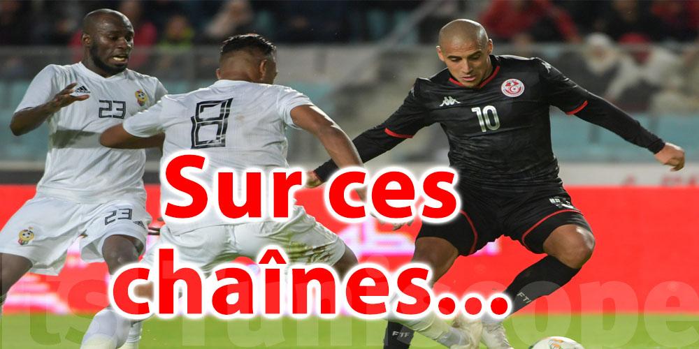 Libye – Tunisie : sur quelles chaînes voir le match ?