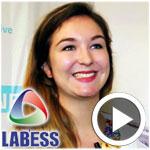 En vidéo : Mme Mathilde Gestin présente l'association LAB'ESS au salon Start up Expo