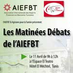 Matinée-débat de l'AIEFBT à l'espace d'El Teatro, lundi 11 avril