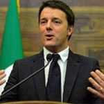 رئيس الوزراء الإيطالي الجديد ماتيو رنزي يزور تونس الإسبوع المقبل
