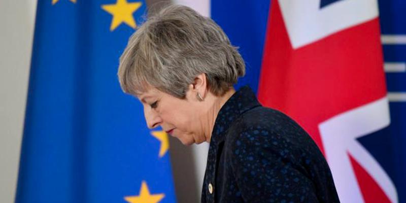 Theresa May, PM britannique, démissionnera le 7 juin