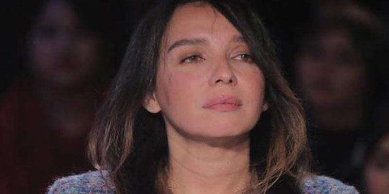 مايا القصوري تبكي الراحل السبسي: وتنعاه بكلمات حزينة