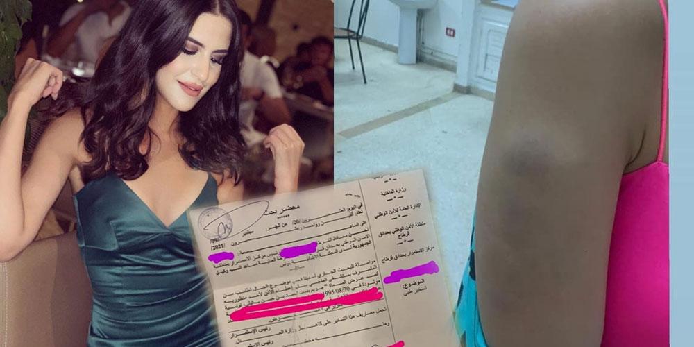 مريم البلّيلي تخرج عن صمتها: خطيبي السابق الاعلامي حجز وثائقي الخاصة
