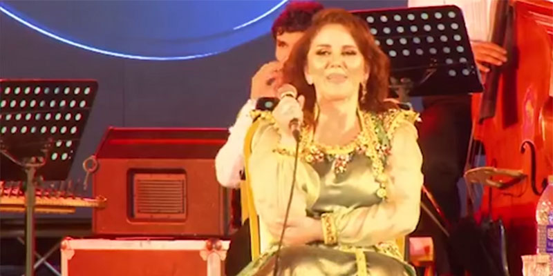 ميادة الحناوي تلغي حفلا في لبنان وتكشف عن السبب
