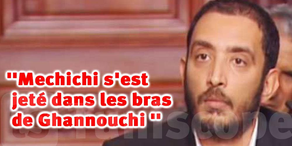Humilié par Saïed, Mechichi se jette dans les bras de Ghannouchi Selon Ayari
