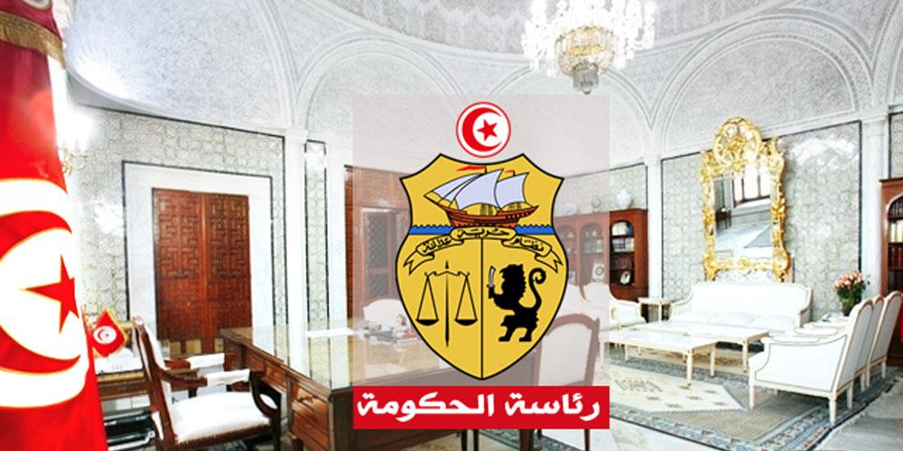 رئيس الحكومة يلتقي النائب عن حركة النهضة نور الدين العرباوي