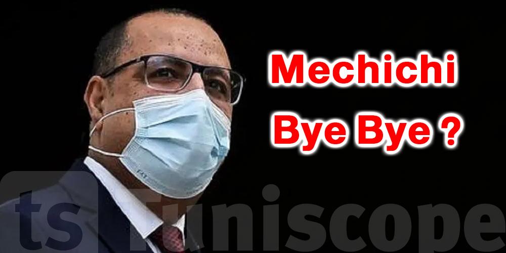 Tunisie : Mechichi écarté ?