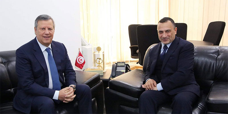 أحداث مباراة الترجي و الزمالك، وزير الشباب و الرياضة يلتقي حمدي المدب