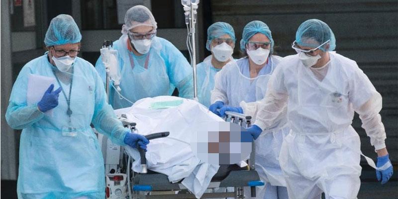 En France, près de 500 décès supplémentaires en 24 heures