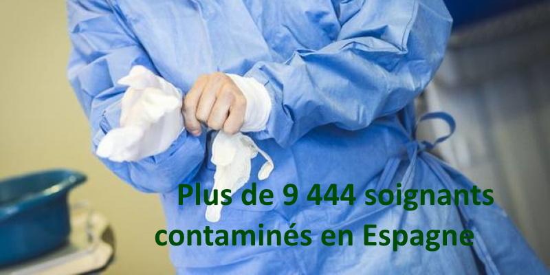 Coronavirus : l'Espagne bat un triste record mondial