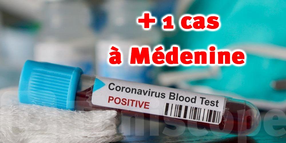 Un nouveau cas local à Médenine