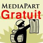 Le site Mediapart en accès libre exceptionnellement jusqu'à minuit