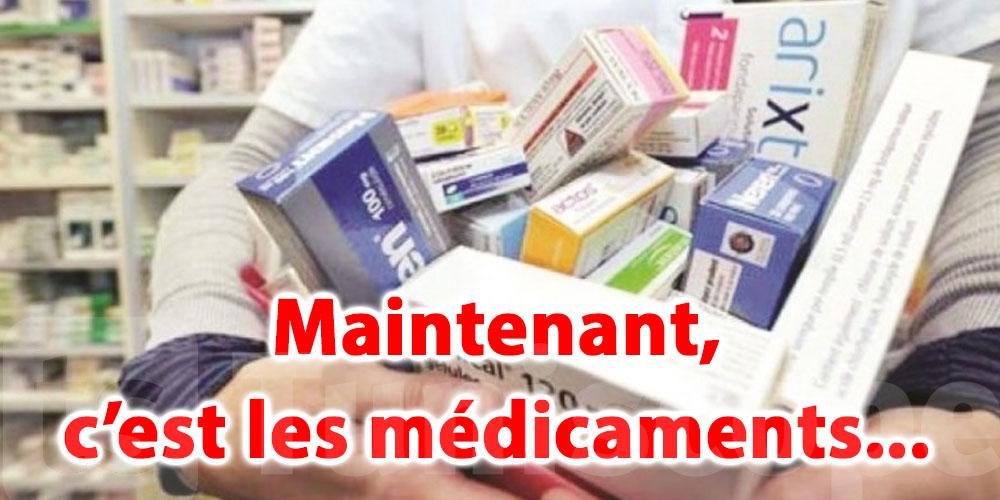 Grève du jour: Maintenant, c'est les médicaments...