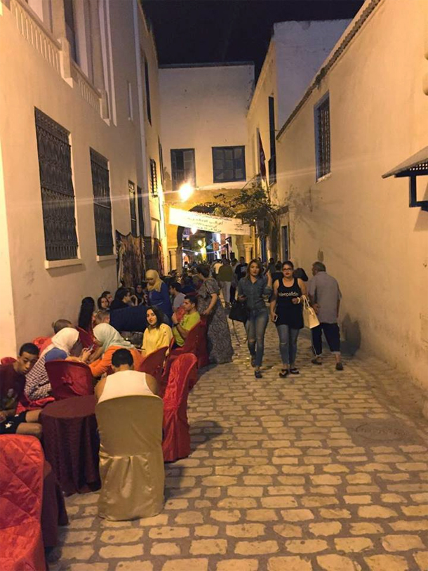 En photos : Ambiance ramadanesque à la médina de Tunis