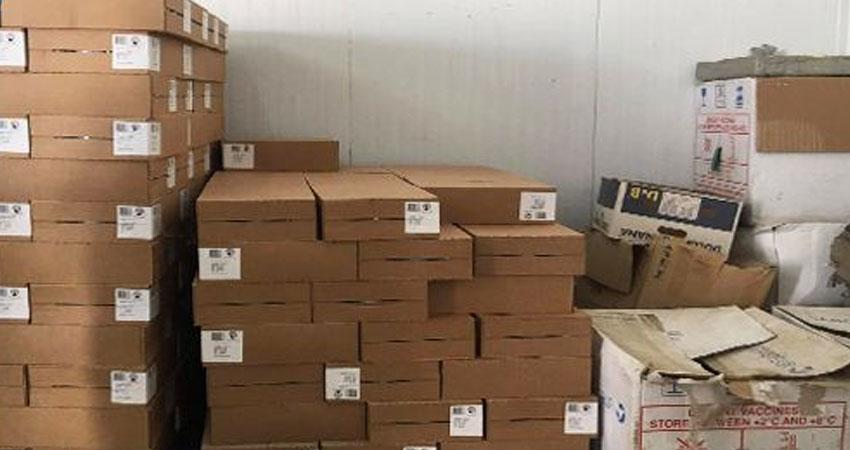 حجز 6 ألاف علبة دواء على متن سيارة بمدنين