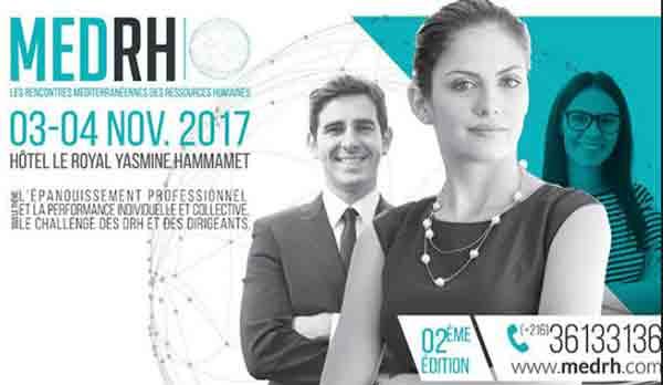En vidéo : Tout sur MED RH 2017, les rencontres méditerranéennes des resources humaines